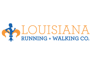 Louisiana Running Walking Company Logo