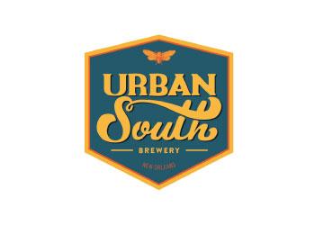 Urban South Brewery Logo Sponsor